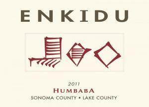 Enkidu Humbaba Rhone Red Blend Image