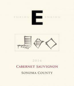 """Enkidu """"E"""" Cabernet Sauvignon Image"""