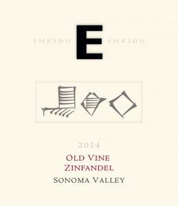 """Enkidu """"E"""" Old Vine Zinfandel Image"""