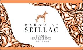 Baron de Seillac Brut Blanc de Blancs Image