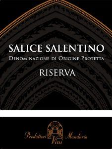 Consorzio Produttori Vini Salice Salentino Riserva Image
