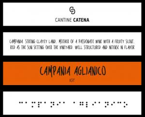 Cantine Catena Campania Aglianico IGT Image