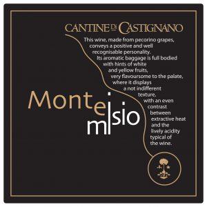 Cantine di Castignano Montemisio Offida Pecorino DOCG Image