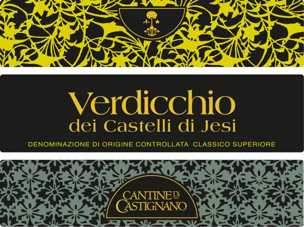Cantine di Castignano Verdicchio dei Castelli di Jesi Classico Superiore 2015 Image
