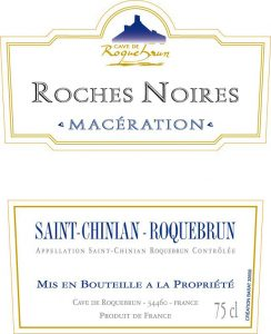 Caves de Roquebrun AOC Saint-Chinian Les Roches Noires Image
