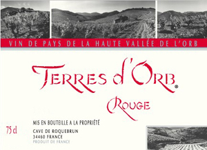 Caves de Roquebrun Terres d'Orb Image