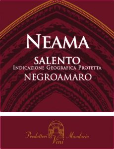 Consorzio Produttori Vini Neama Salento Negroamaro Image