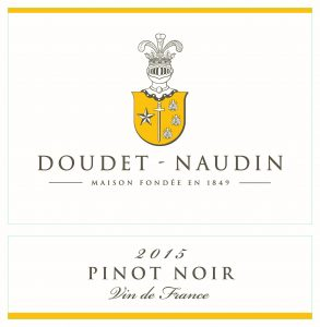 Doudet-Naudin Pinot Noir Image