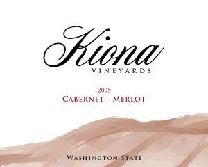 Kiona Cabernet-Merlot Image
