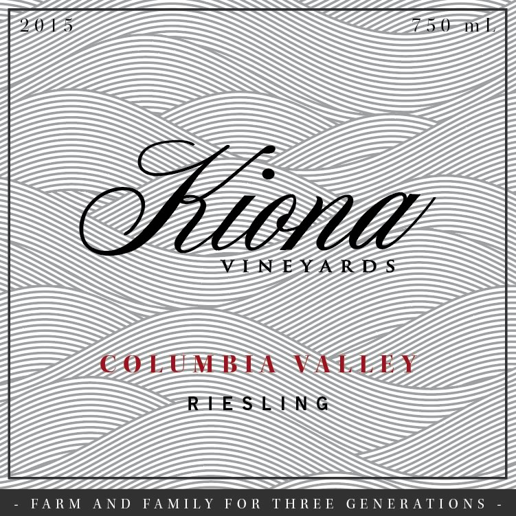 Kiona Columbia Valley Riesling Image