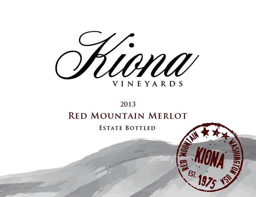 Kiona Estate Red Mountain Merlot Image