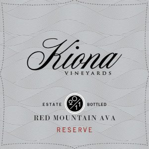 Kiona Estate Red Mountain Reserve Image