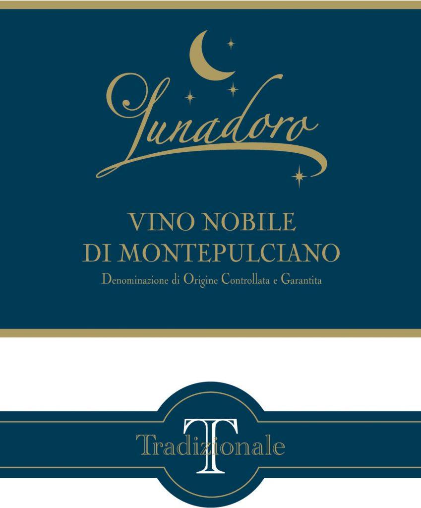 Lunadoro Tradizionale Vino Nobile di Montepulciano DOCG 2011 Image