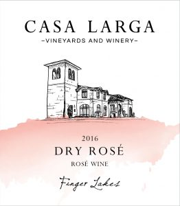 Casa Larga Dry Rosé Image
