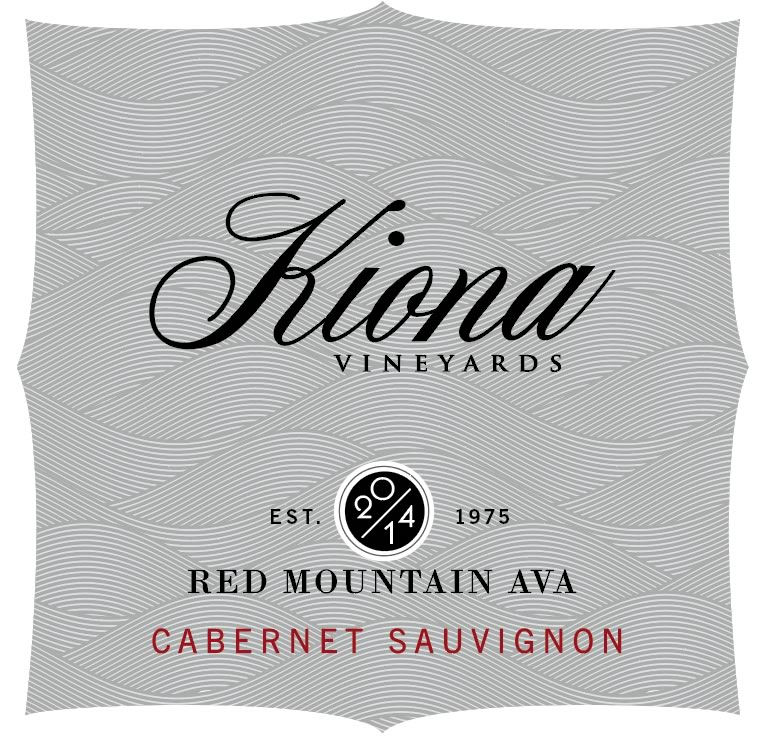 Kiona Estate Red Mountain Cabernet Sauvignon Image