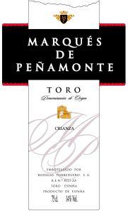 Marques de Peñamonte Crianza Image