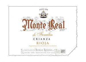 Monte Real Crianza de Familia Image