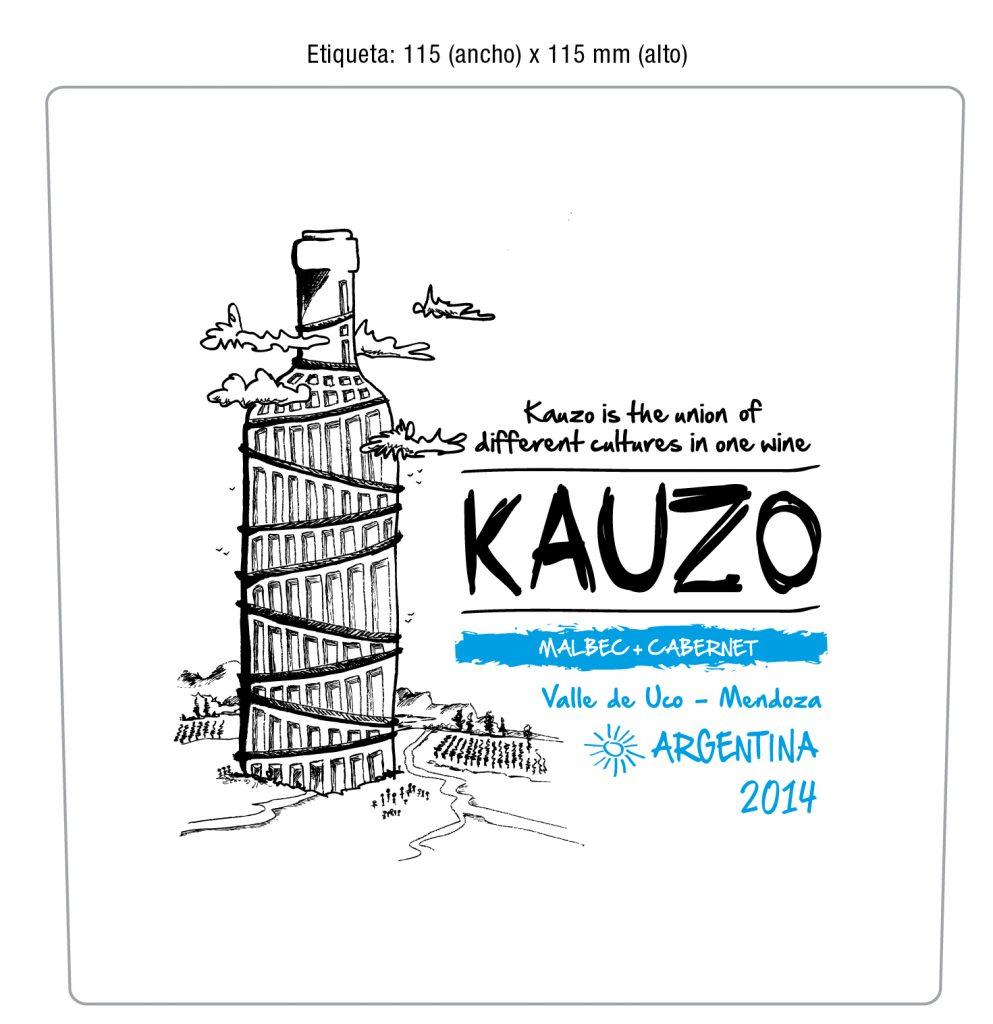 Kauzo Malbec + Cabernet 2016 Image