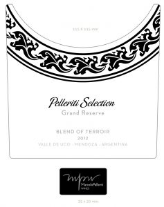 Pelleriti Selection Grand Reserve Red Blend 2013 Image