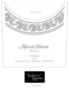 Marcelo Pelleriti Reserve Malbec 2014 Image
