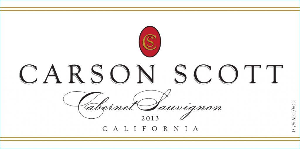 Carson Scott Cabernet Sauvignon Image