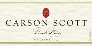 Carson Scott Pinot Noir Image