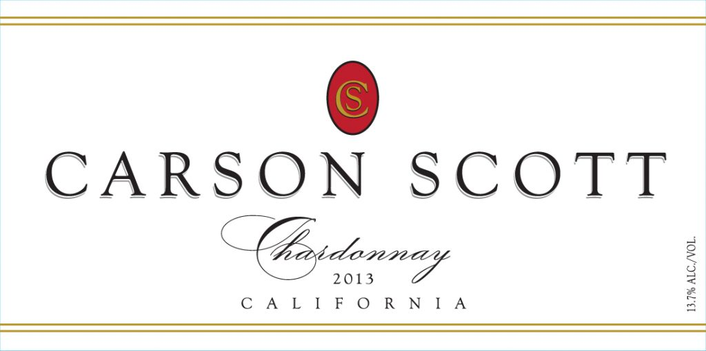 Carson Scott Chardonnay Image