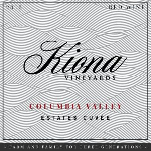 Columbia Valley Estates Cuvée Image