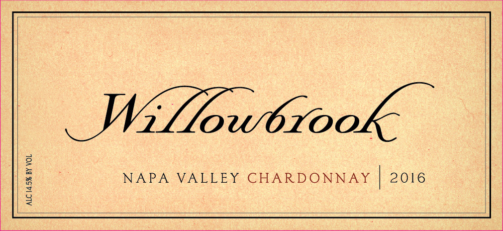Willowbrook Napa Chardonnay Image
