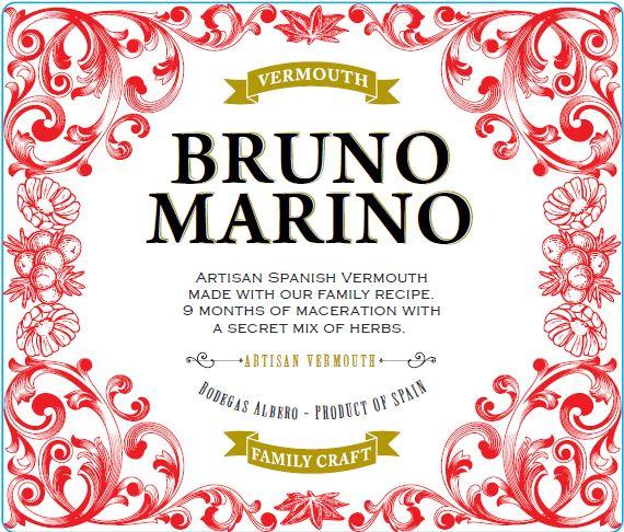 Bruno Marino Artisan Vermouth Image