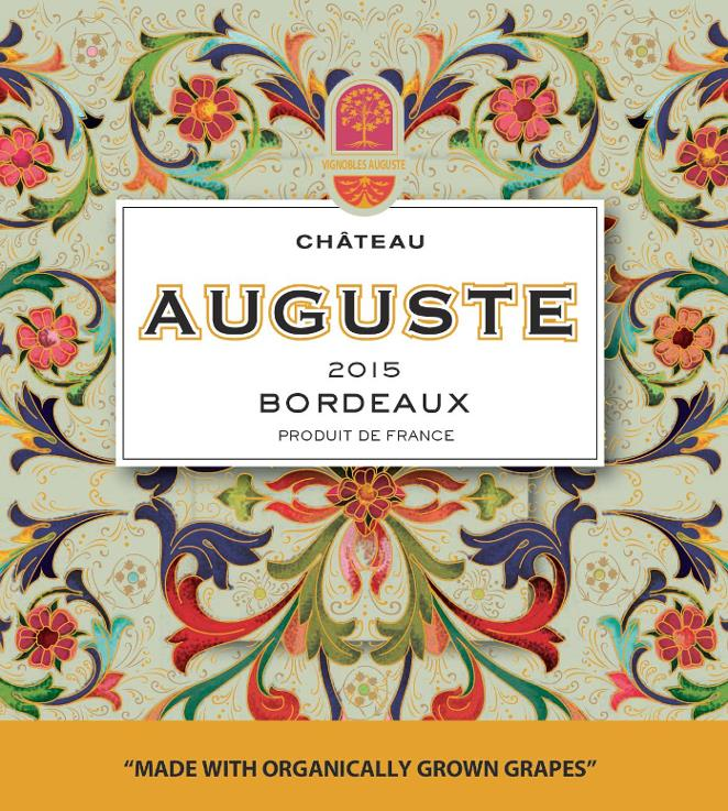 Château Auguste Rouge Image