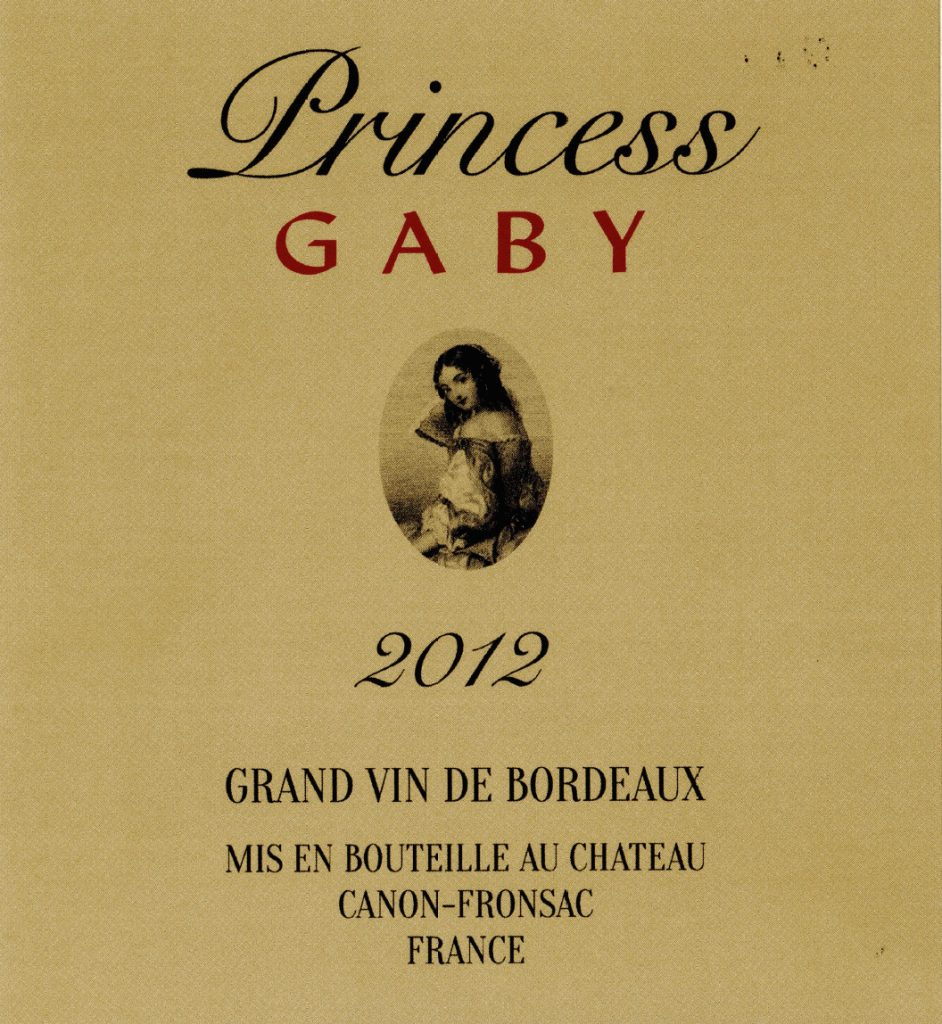 Princess Gaby Canon Fronsac Image