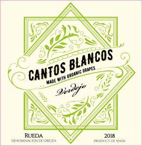 Cantos Blancos Verdejo Image