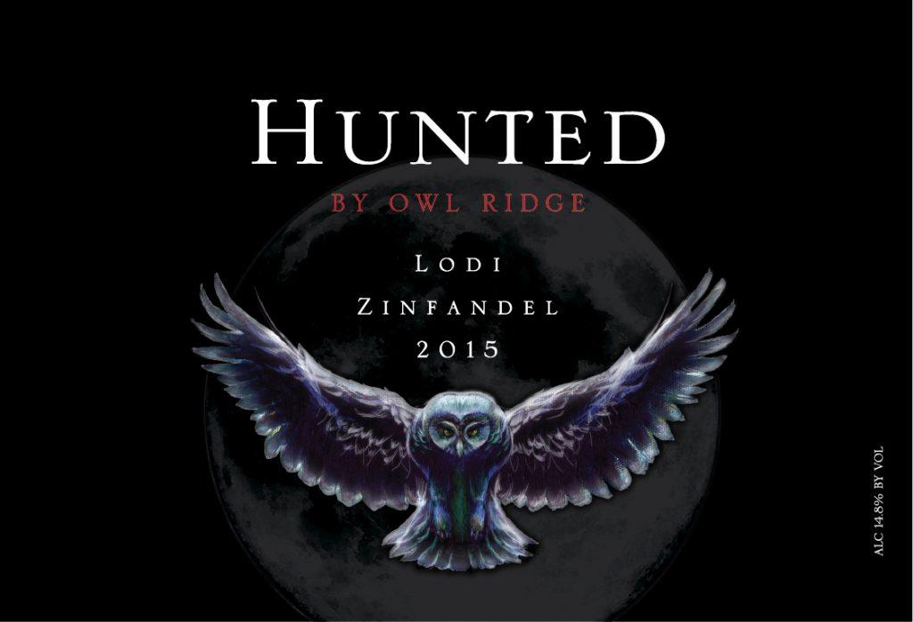 Hunted Zinfandel Image