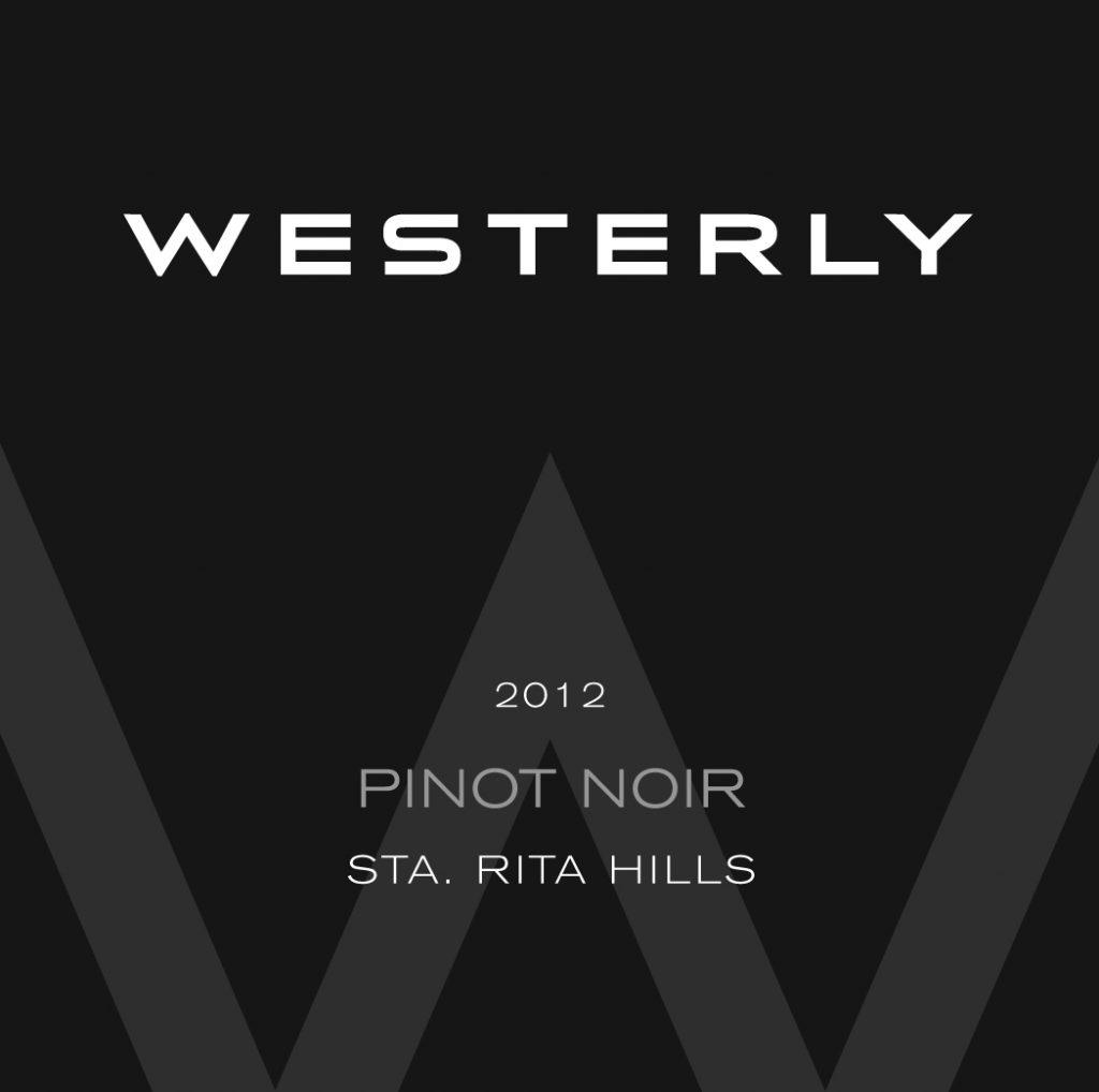 Westerly Pinot Noir Santa Rita Hills Image