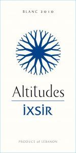 IXSIR Altitudes White Image