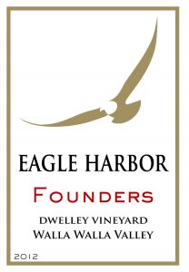 Eagle Harbor Founders Merlot Image