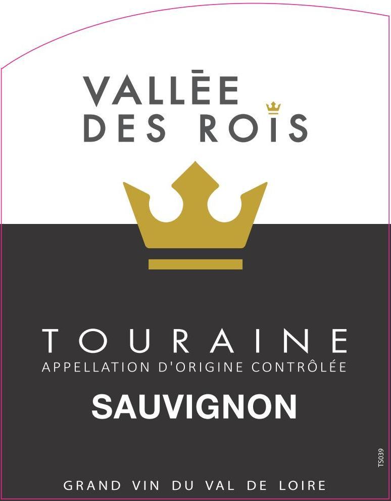 Vallée des Rois Touraine Sauvignon Blanc Image