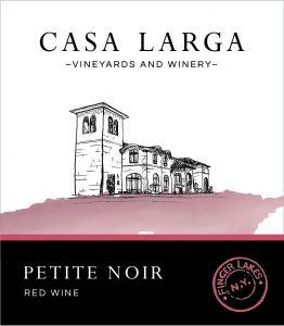 Casa Larga Petite Noir Image