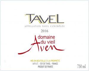 Domaine du Vieil Aven Tavel Rosé Image