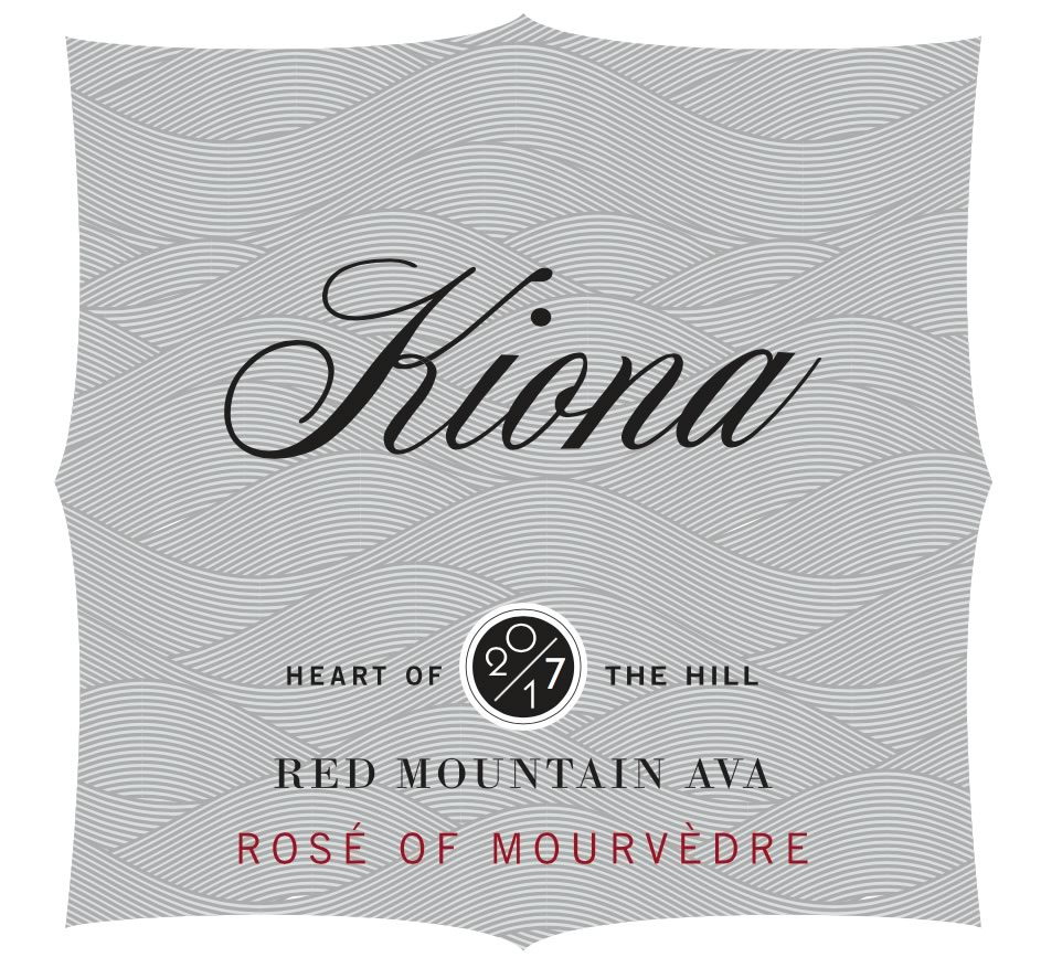 Kiona Heart of the Hill Rosé of Mourvèdre Image