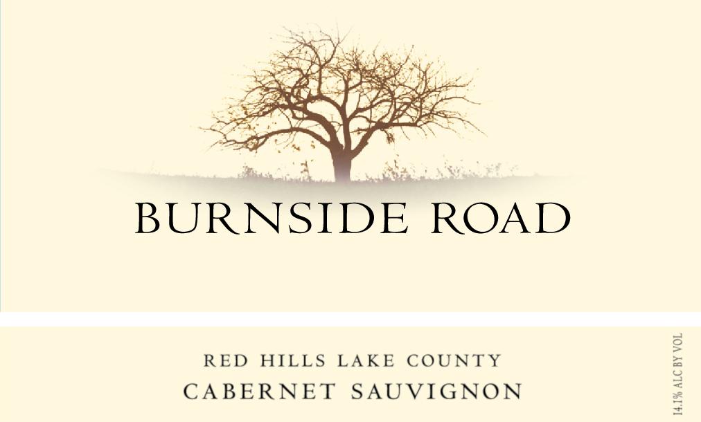 Burnside Road Red Hills Cabernet Sauvignon Image